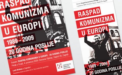 Raspad komunizma u Europi