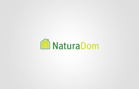 Natura dom logotype