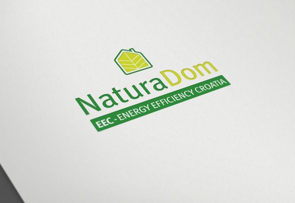 Natura dom logo