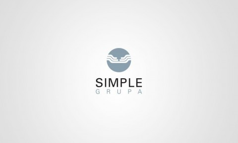 Simple grupa logotype