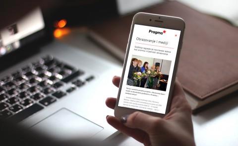Udruga Pragma - mobile